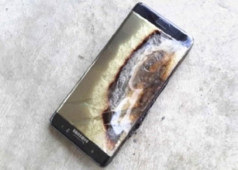 三星指Note7電池設計引致爆炸