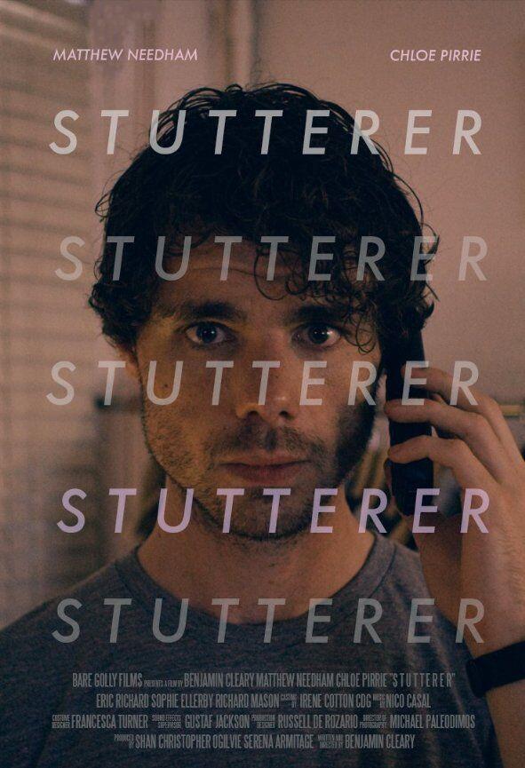 《Stutterer》奪最佳真人短片