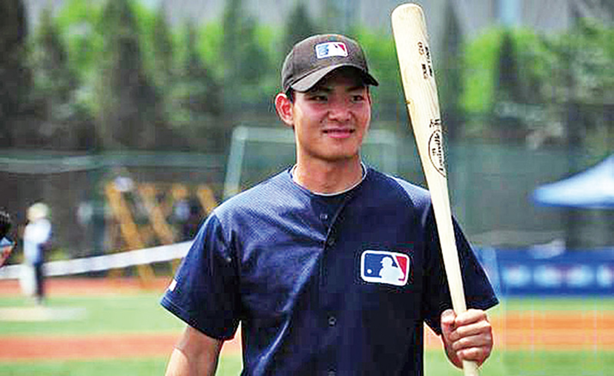 棒球界姚明勇闖MLB