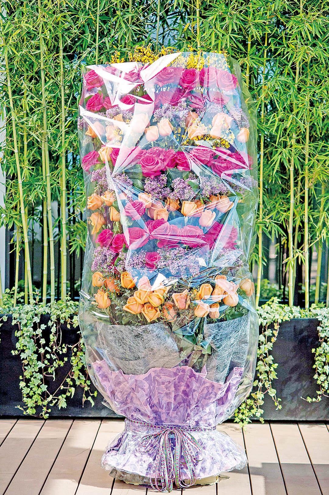 1.8米玫瑰花束