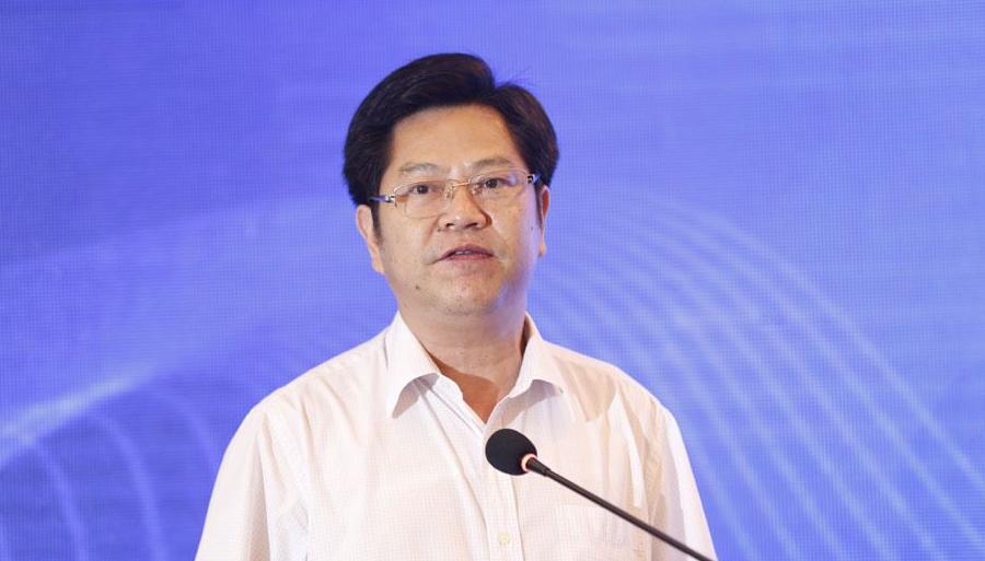 廣東省副省長劉志庚被查