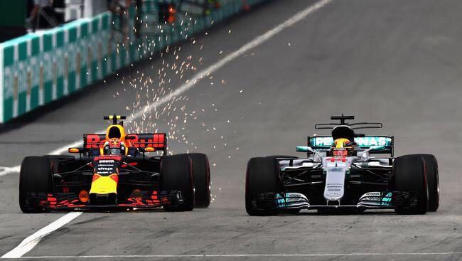 韋斯特本F1大馬站封王