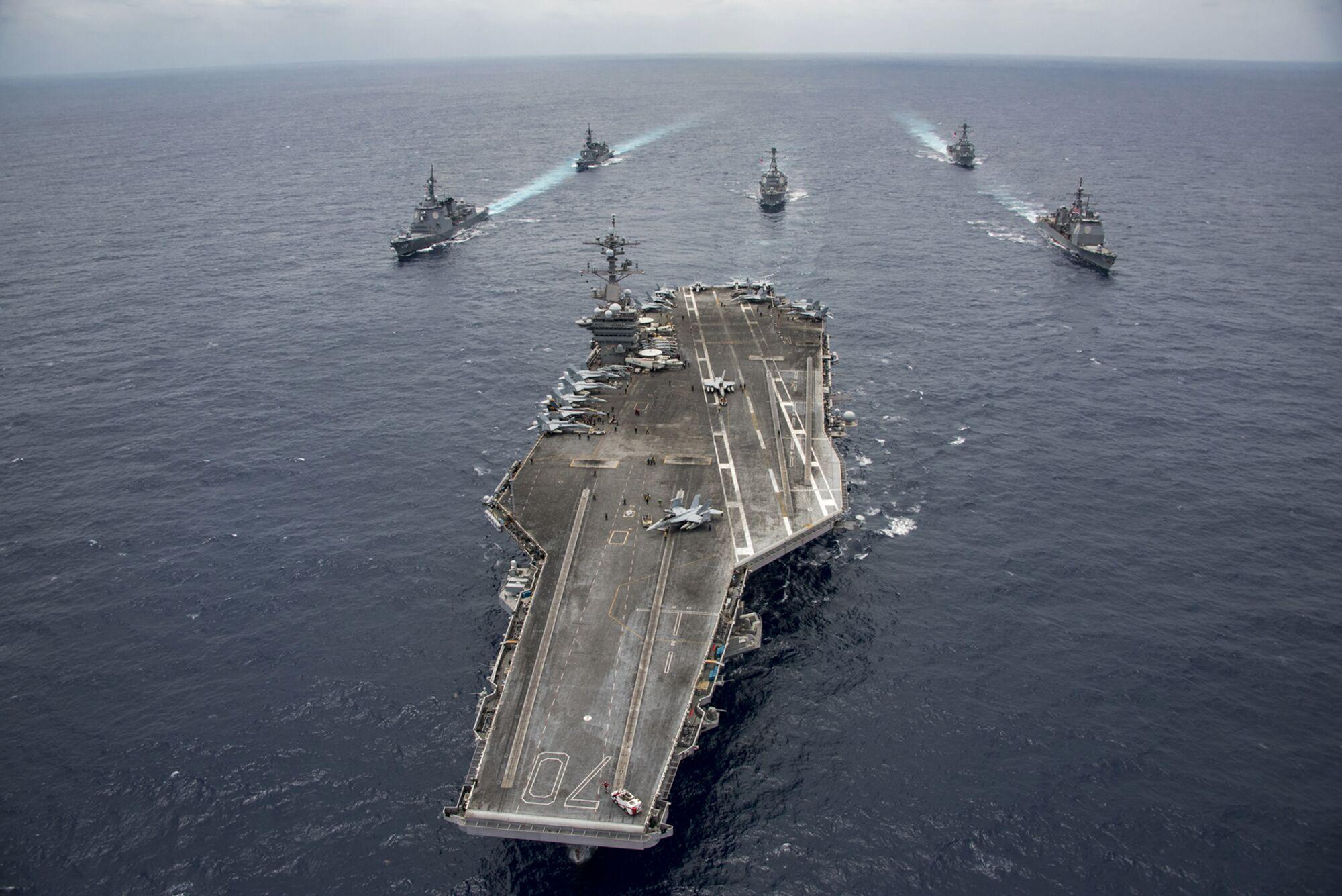 朝鮮:是無法容忍的軍事挑釁