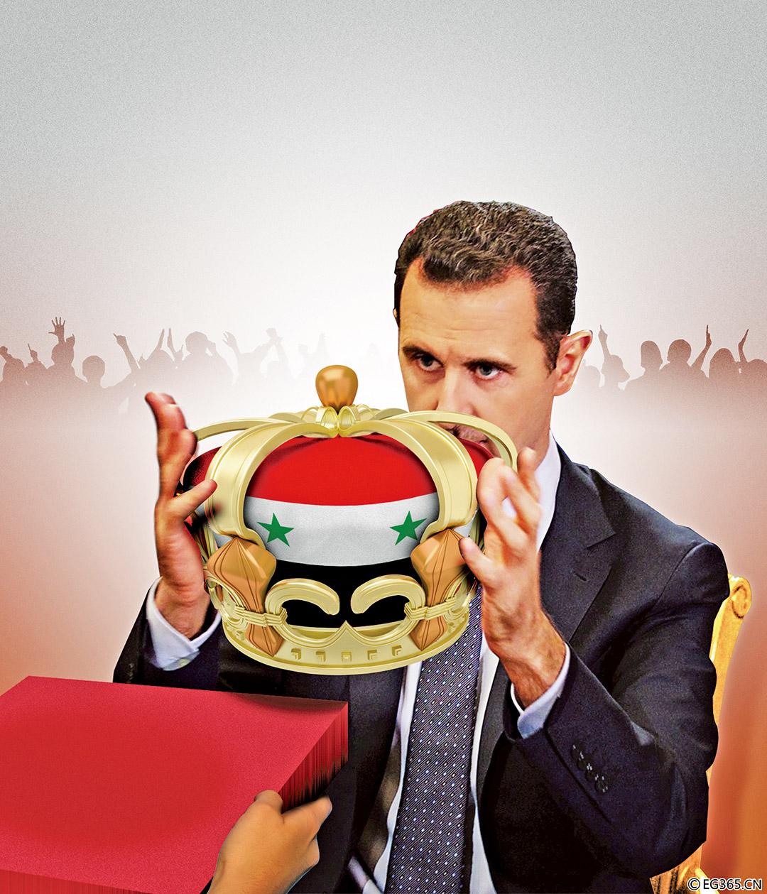 敘利亞和平路在何方