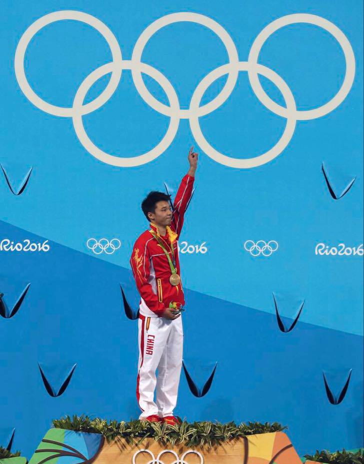 陳艾森勇奪金牌