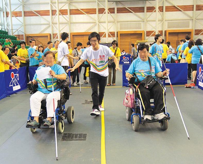 明年度各項殘疾津貼維持