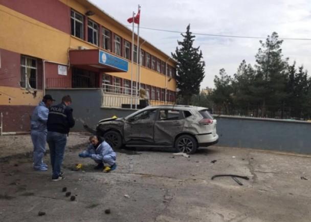 土國學校遭迫擊炮擊中兩死