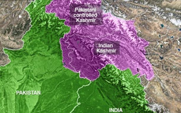巴國猛烈反擊 摧毀印軍炮擊據點