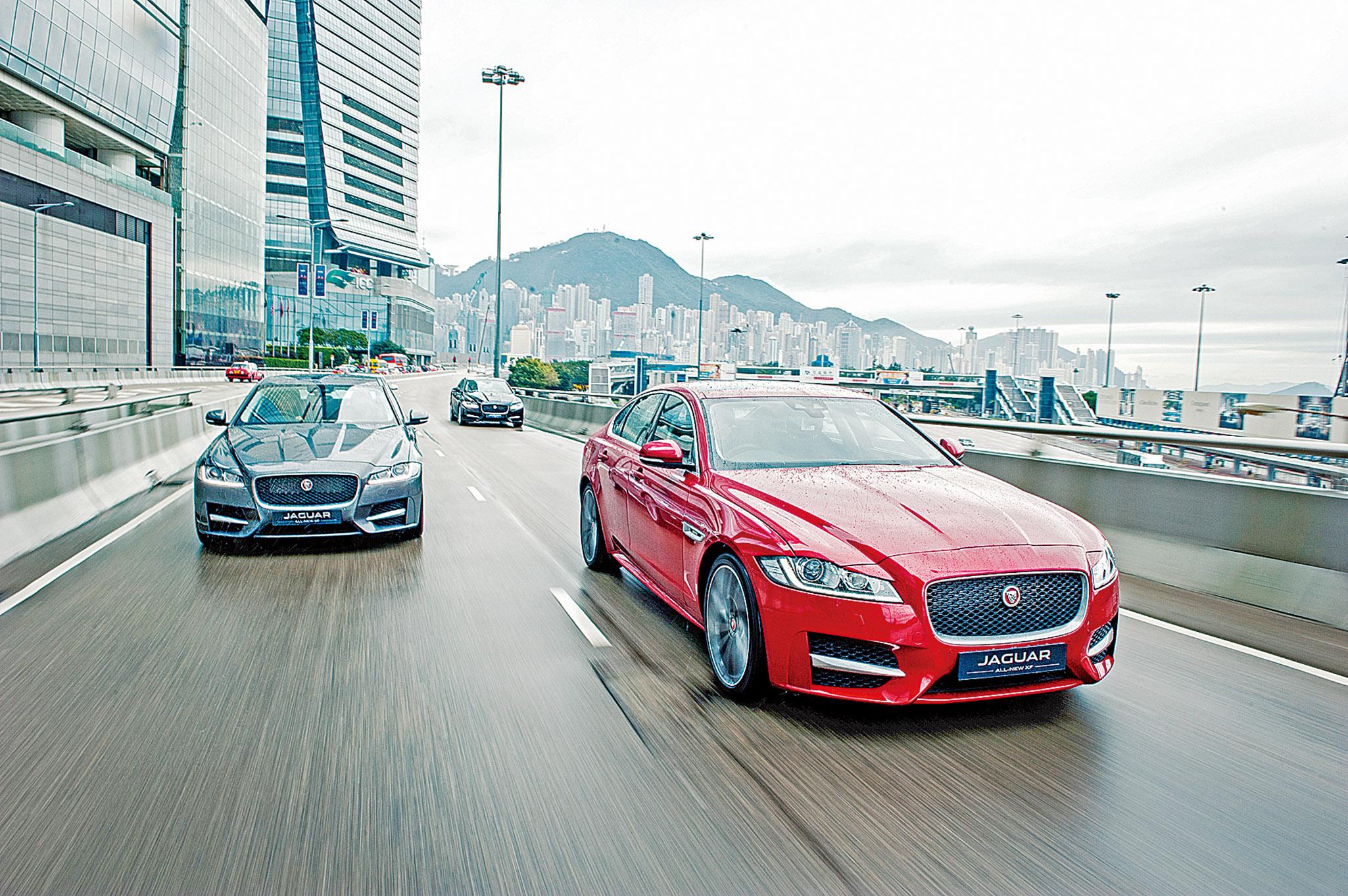 新一代XF駕臨香港