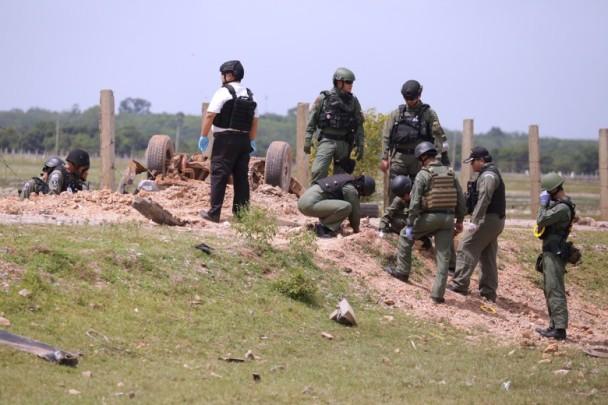 泰國北大年府爆炸案釀10死傷