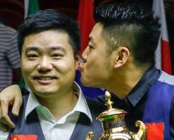 中國勇奪桌球世界盃