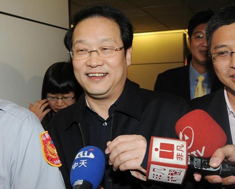 中國保監會主席項俊波被查