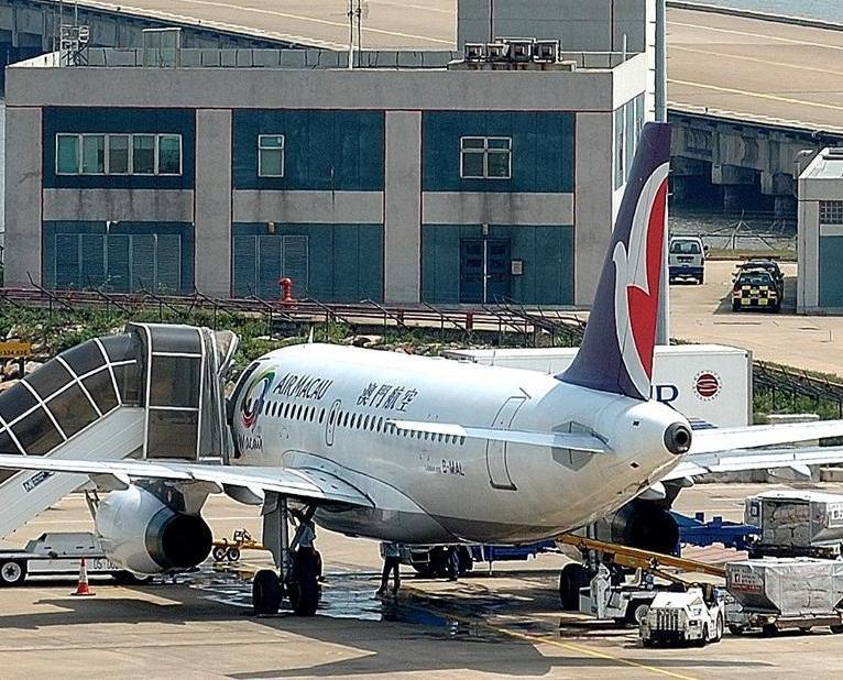 澳門機場上月客運量增8.6%