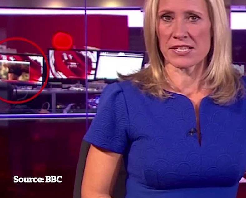 BBC職員公然睇「四仔」