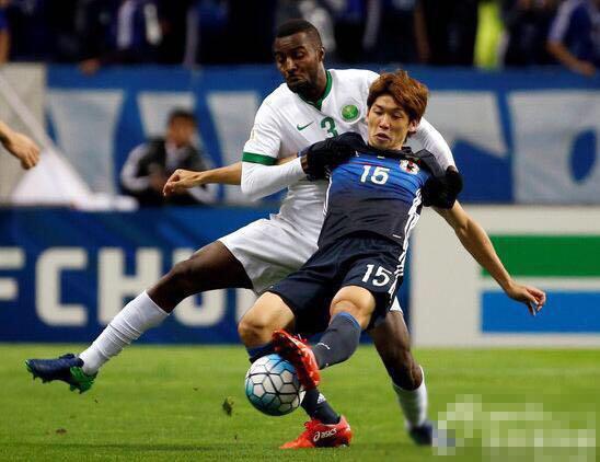 沙特挫日本出線決賽周