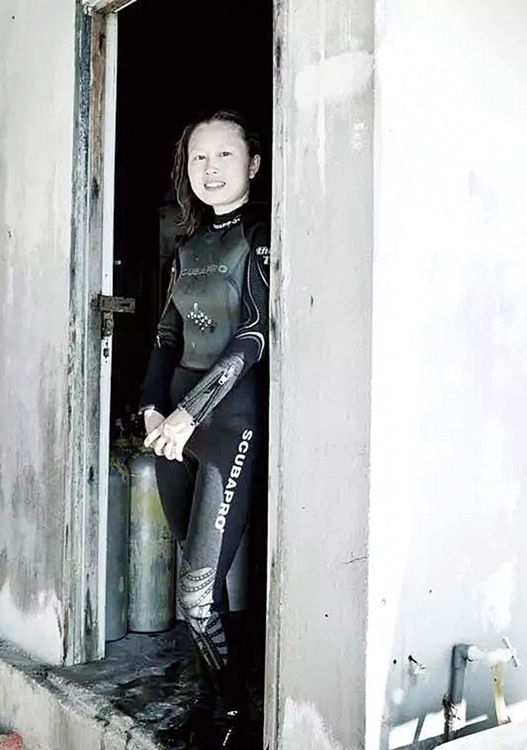 探「水下長城」消失13天沉屍水庫