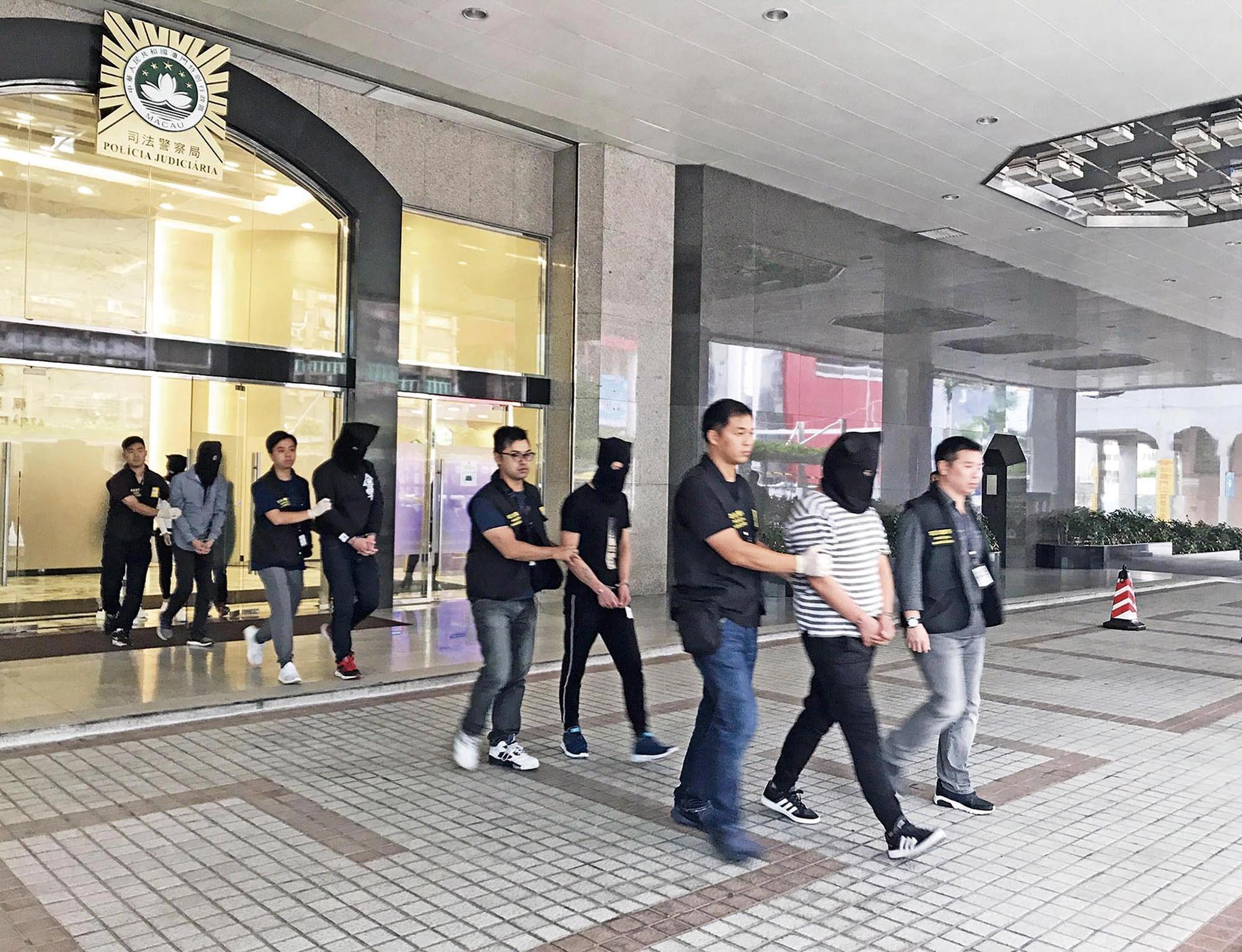 破跨境販毒集團拘43人