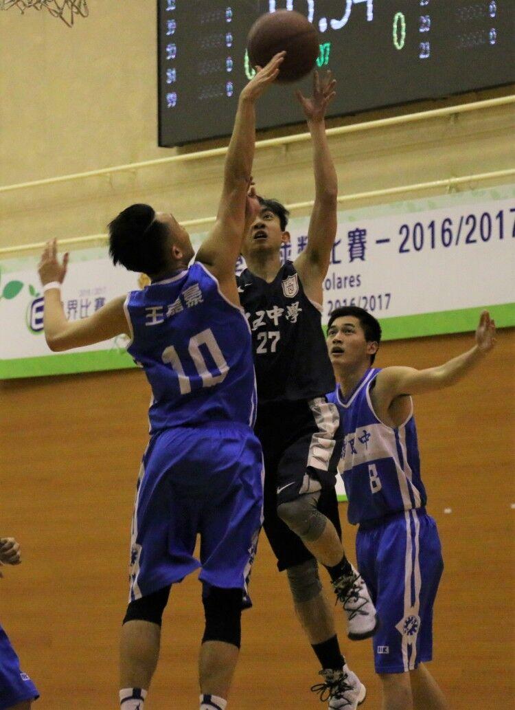 學界男籃A組賽事
