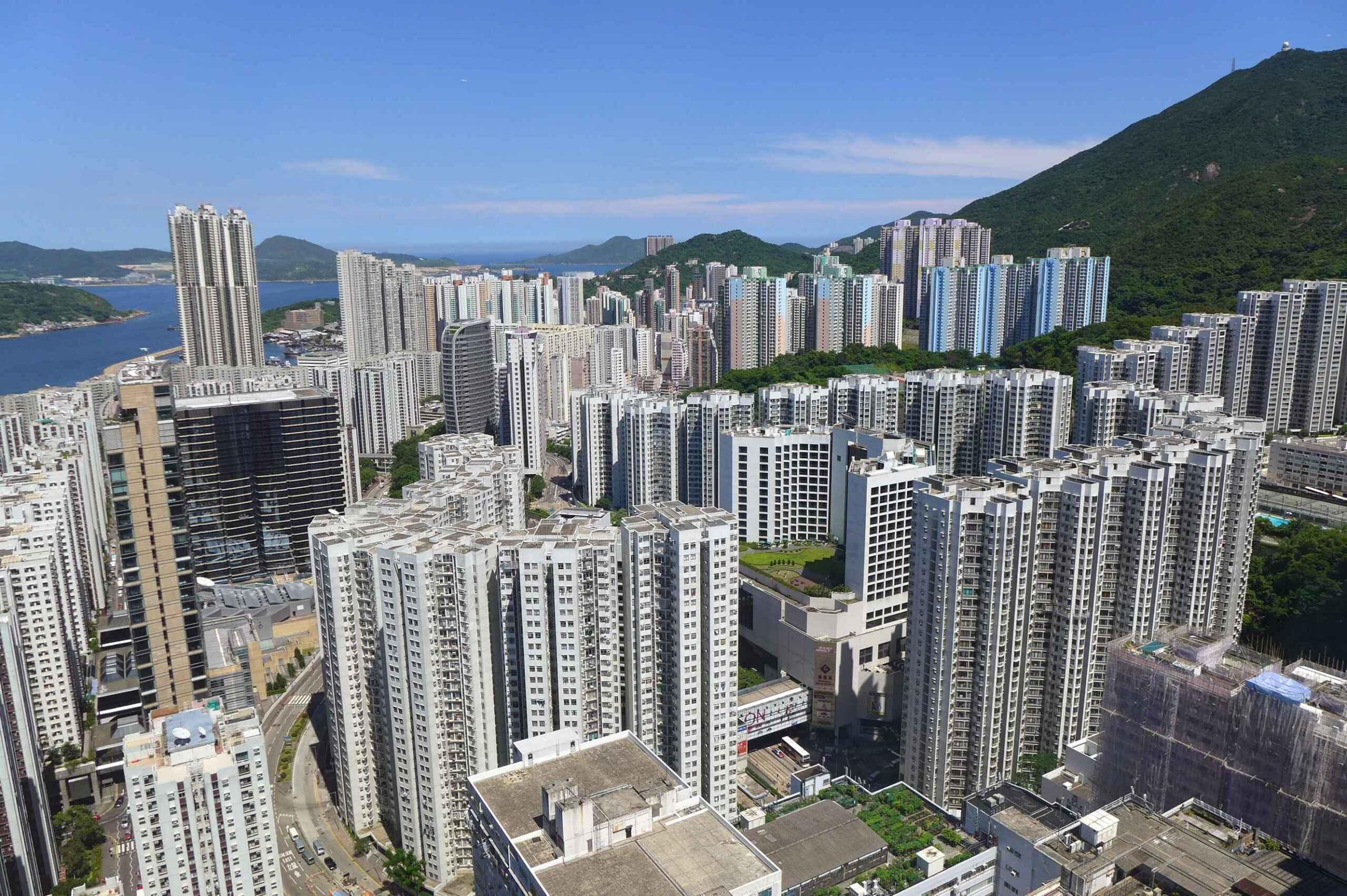 預期香港樓市不太差