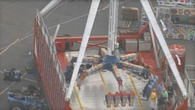 美機動遊戲乘客飛脫一死七傷