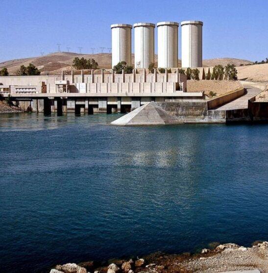 美將領警告摩蘇爾大壩或坍塌