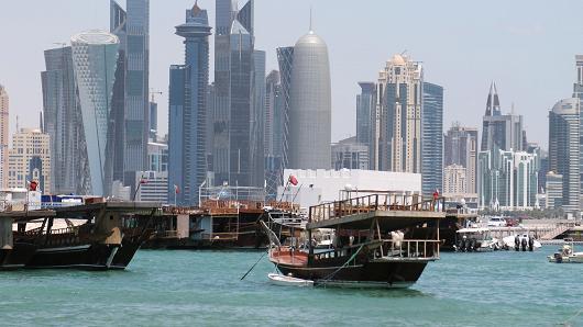 中東四國突宣布與卡塔爾斷交