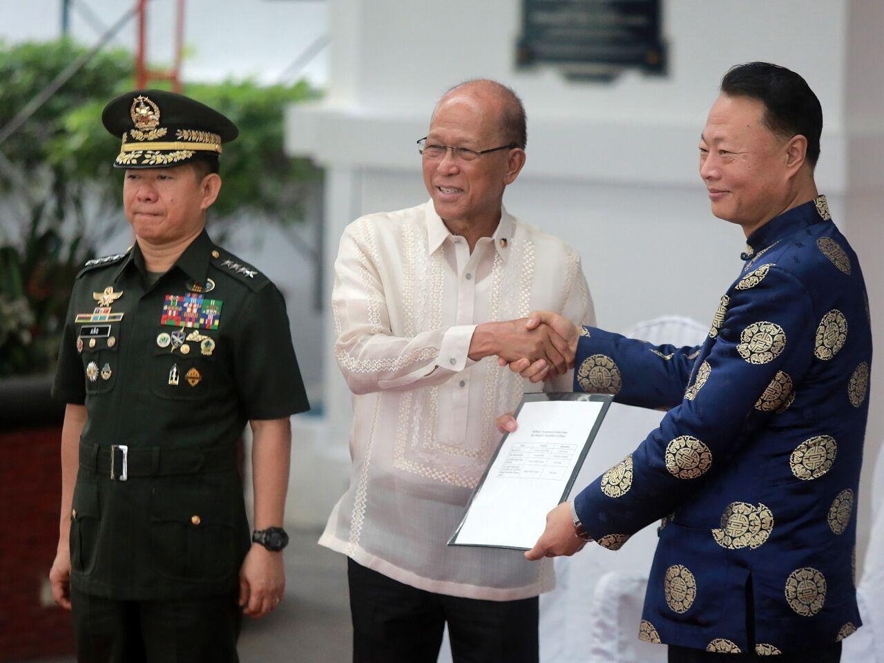 菲律賓向中方致歉