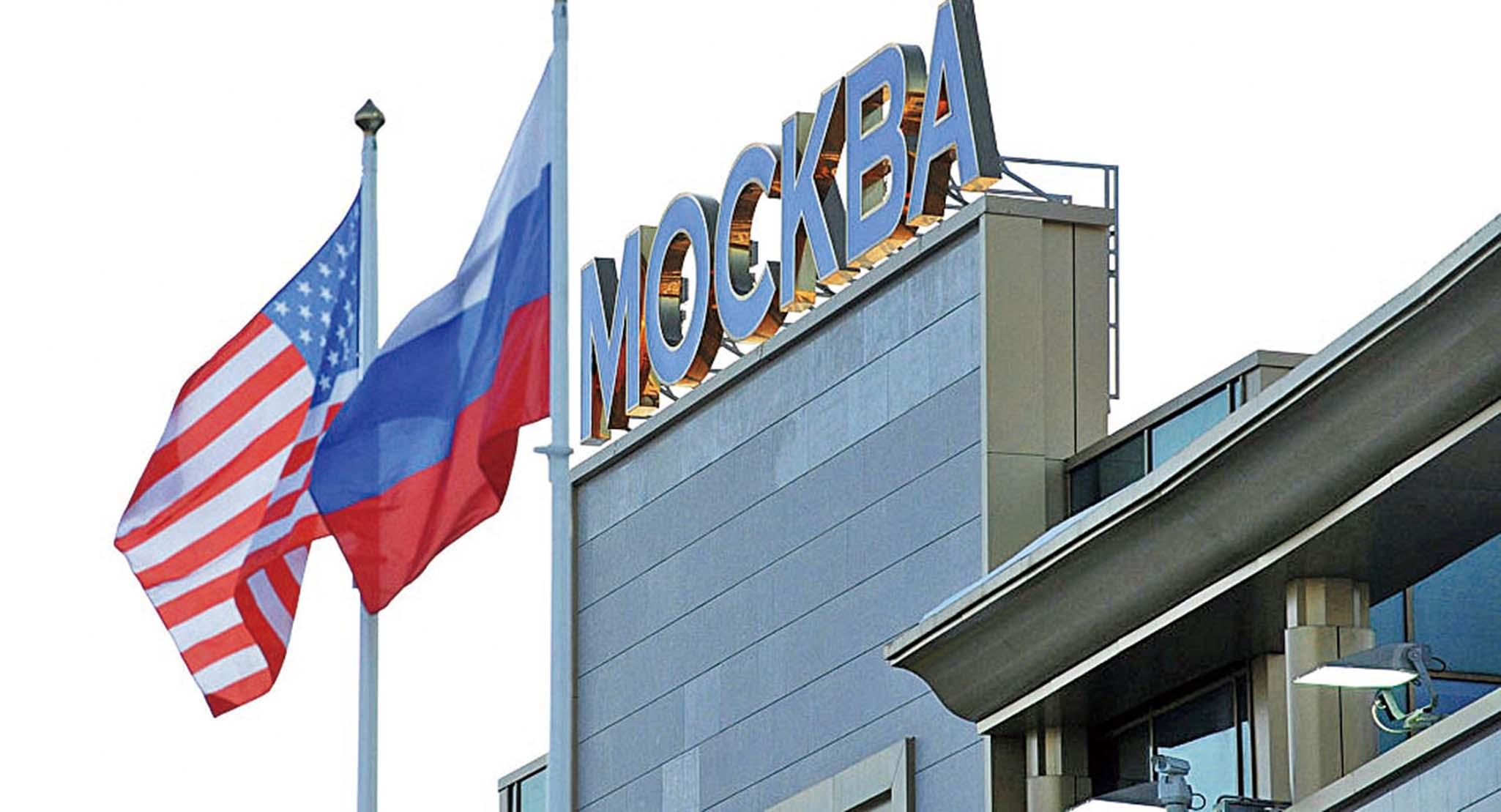俄大砍美外交官人數
