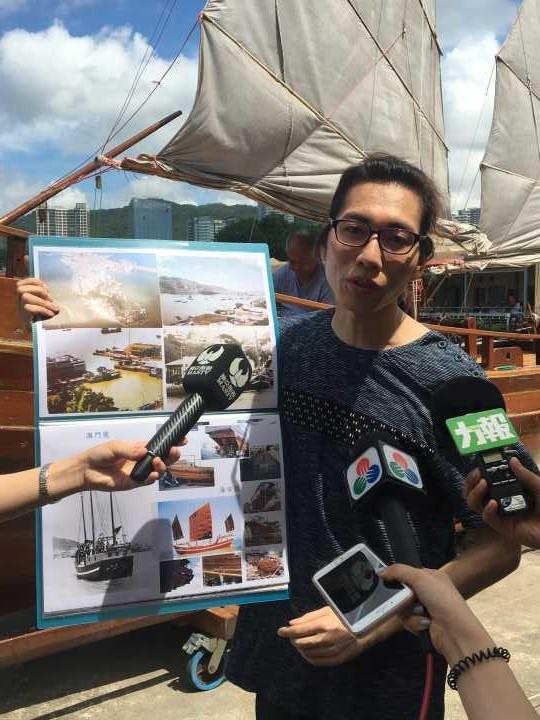 團體倡保育帆船工藝