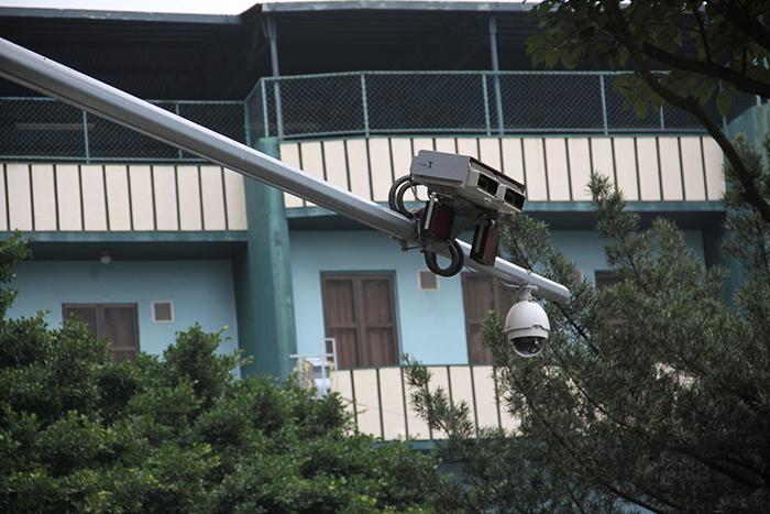全新偵測鏡頭專拍各類交通違規