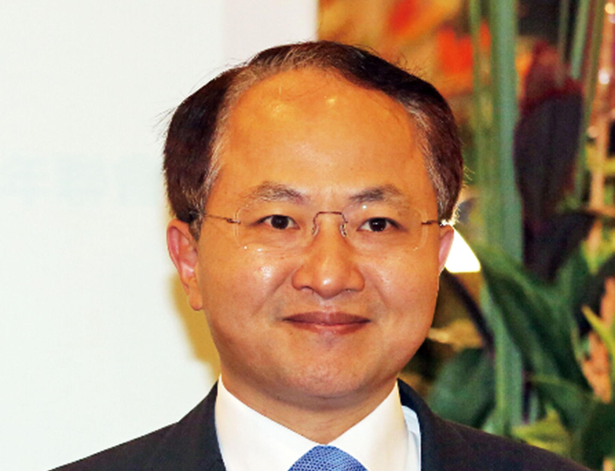 王志民為澳門中聯辦主任