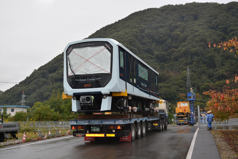 首批車廂料月底抵澳