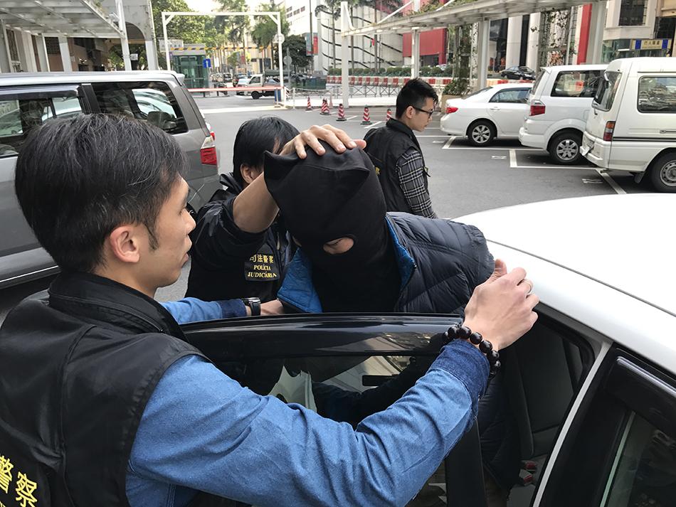 洗車店東主涉家暴強姦妻子被捕