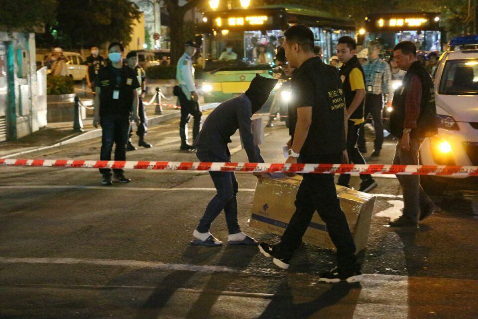 內地男外僱涉強姦殺人被捕
