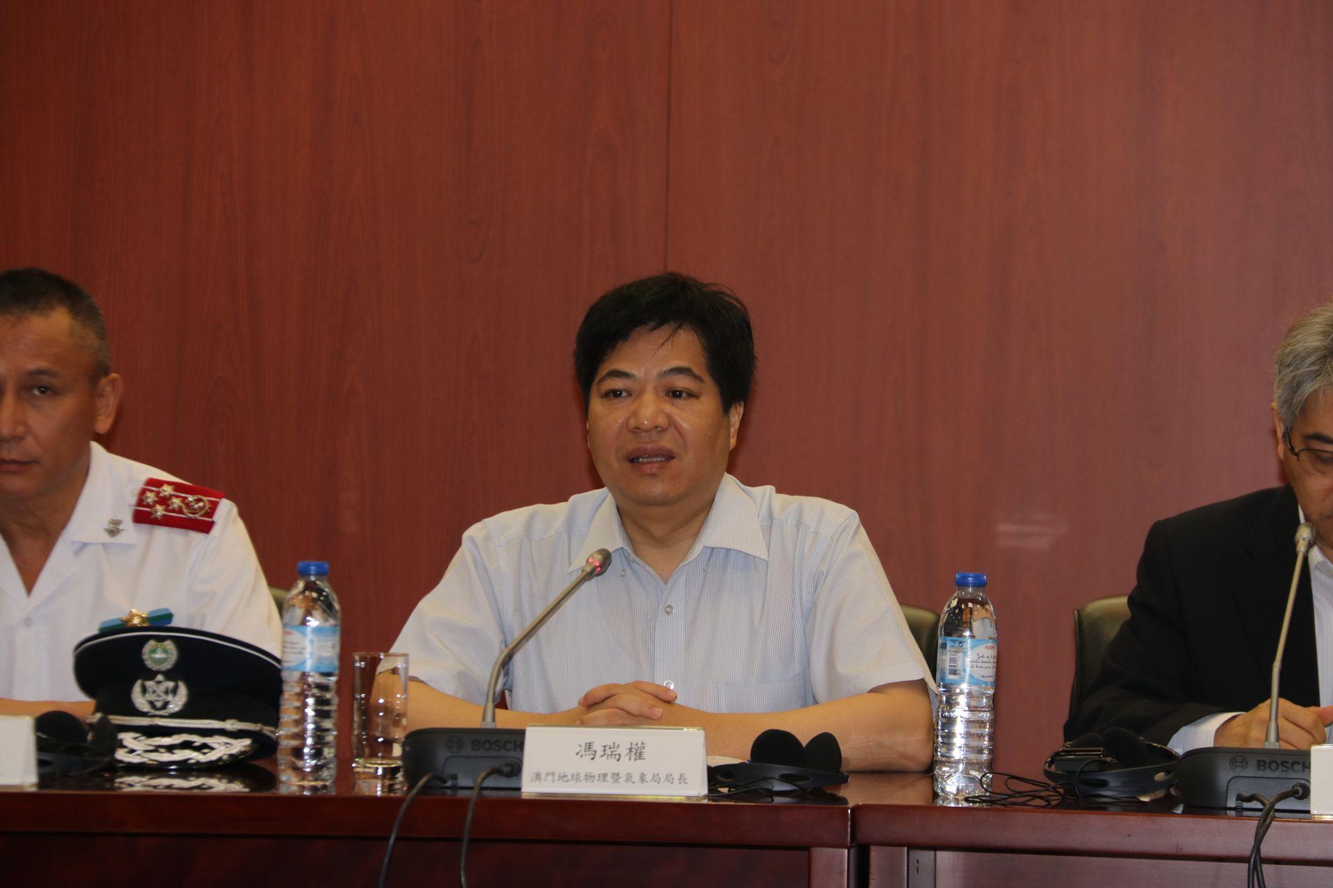 馮瑞權:市民需要的話可道歉