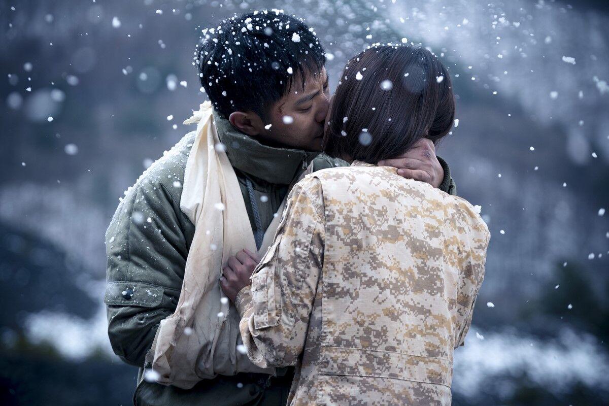 「雙宋」吻戲拍足100次