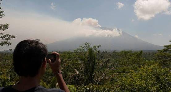 危機辦向巴厘島發一級旅遊警示