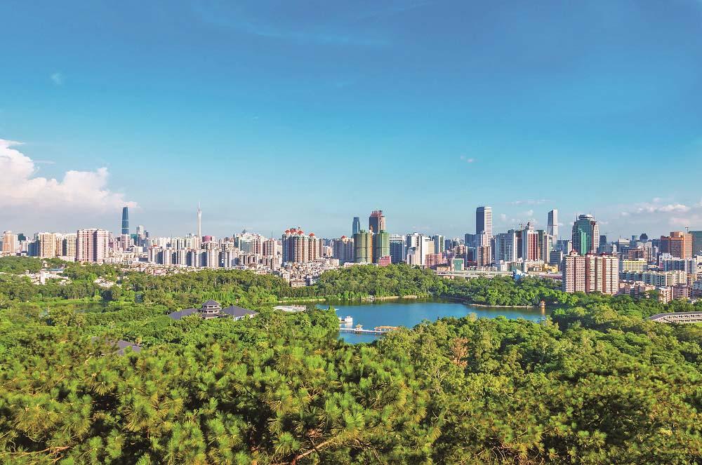 2035年實現美麗中國