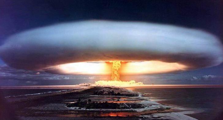朝媒:第一枚氫彈試驗成功
