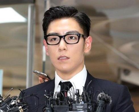 T.O.P要轉職務再服役