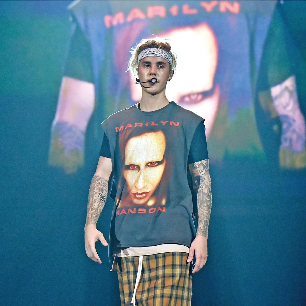 Justin Bieber煞停世界巡演