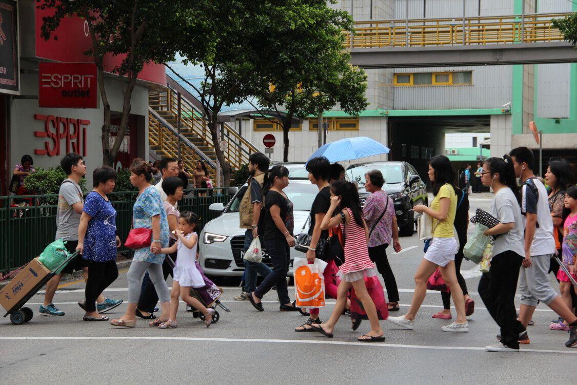 全澳總人口回落至65萬人以下