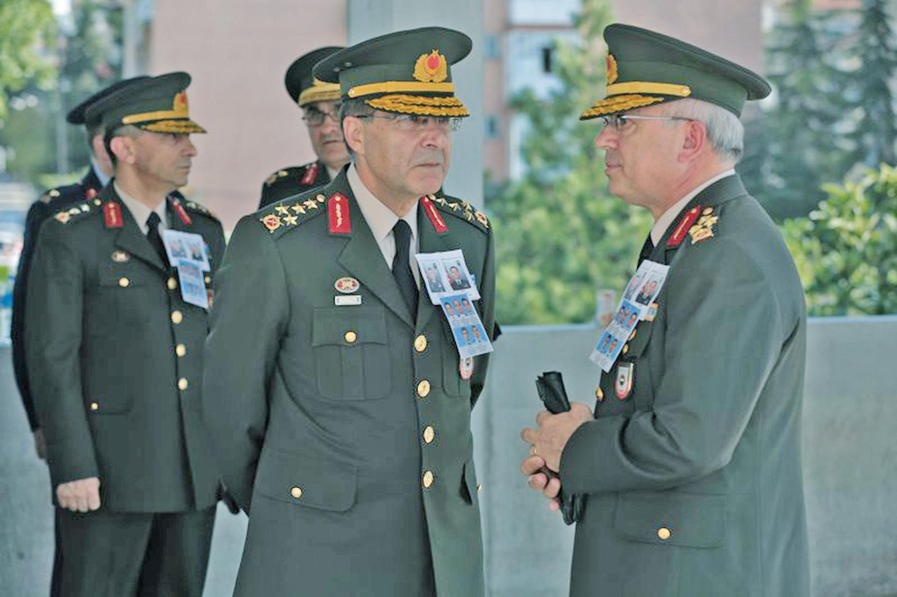 土耳其軍隊改組