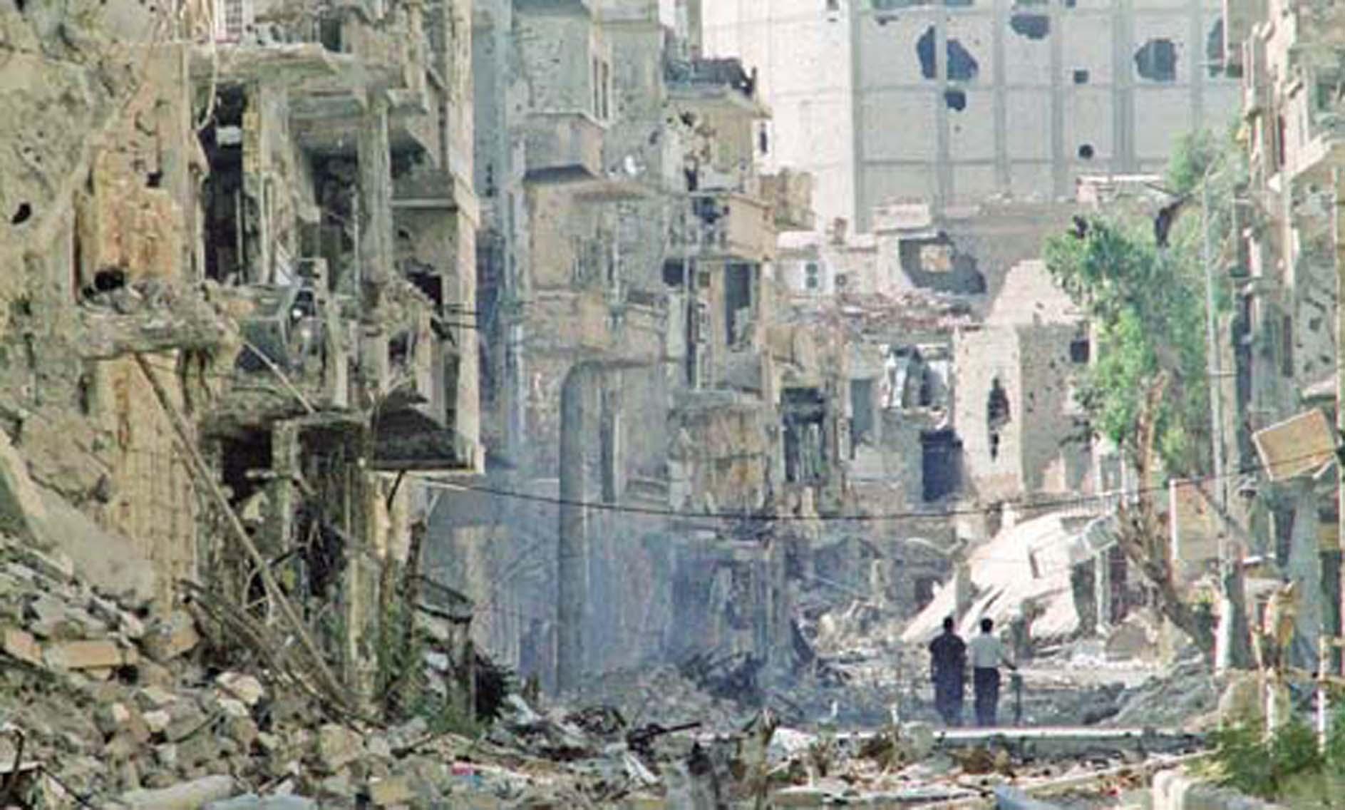傳IS敘利亞屠城