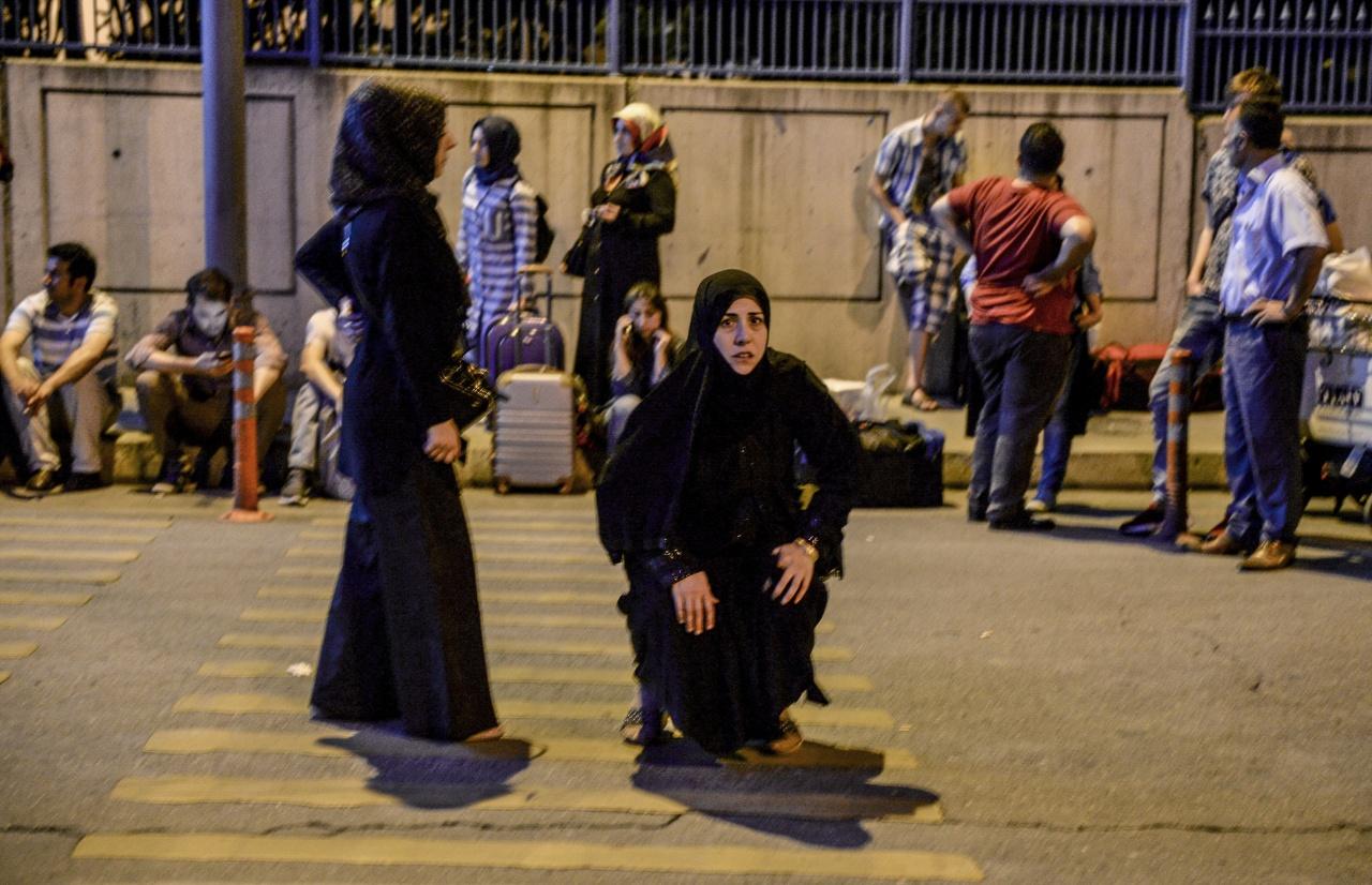 土耳其機場恐襲36死過百傷