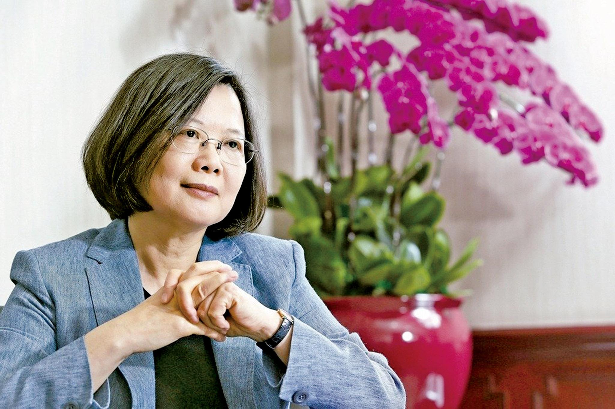 籲北京重新思考兩岸關係
