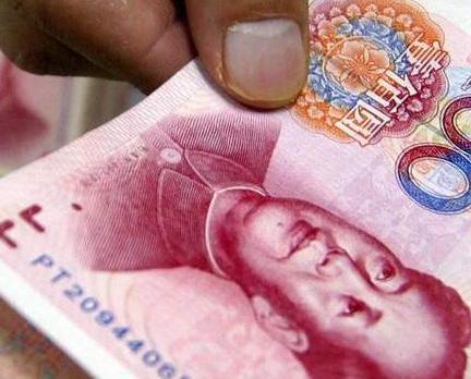 人民幣錄得12年來最大單月漲幅