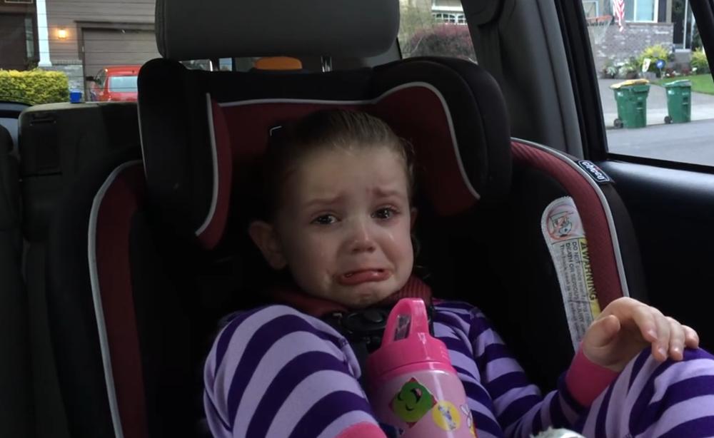 美四歲女童不捨爆喊