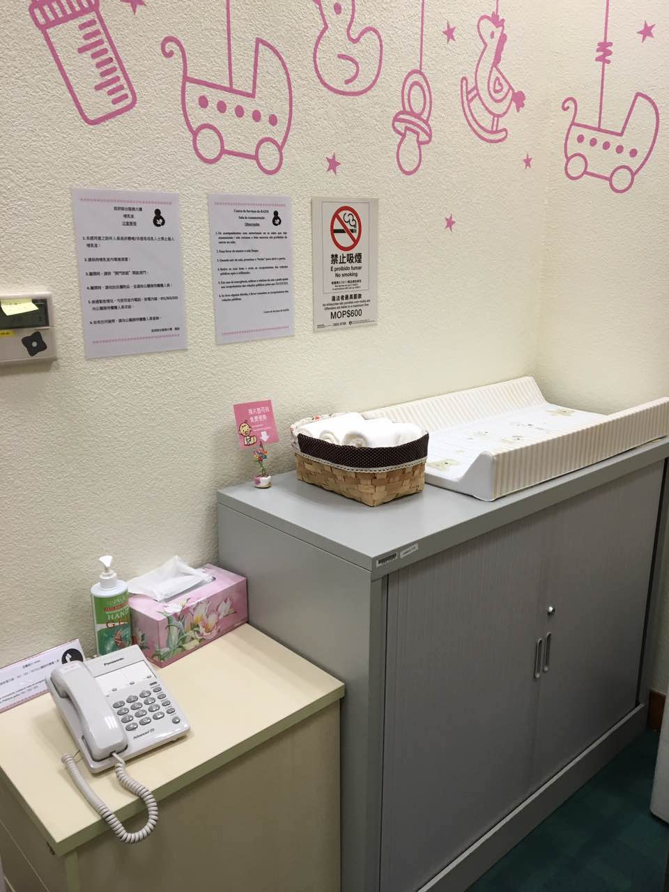 社諮委倡增加本澳母乳餵哺室