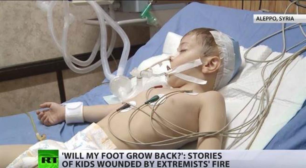 哭問「腳會再長出來嗎?」